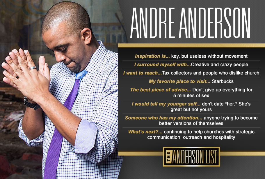 Andre Anderson