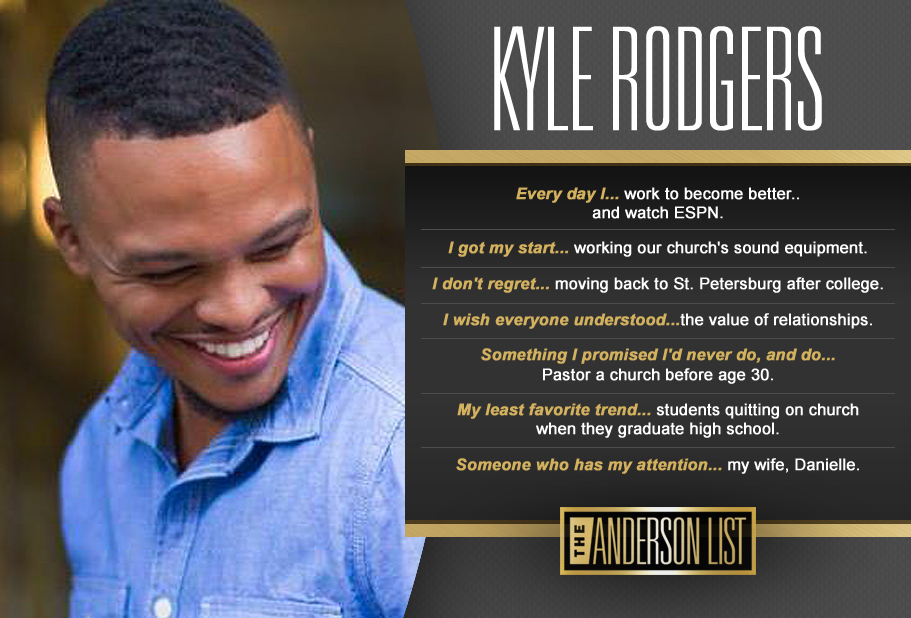 Kyle Rodgers