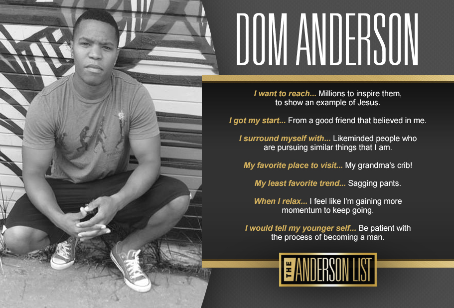 Dom Anderson